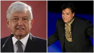 AMLO habla sobre la supuesta carta de Juan Gabriel