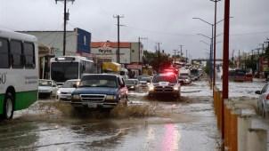 México: declaran emergencia por tormenta Ivo