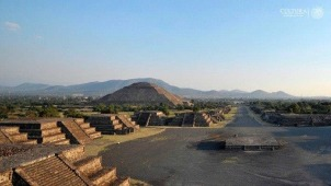 Le cambian el nombre a Teotihuacan