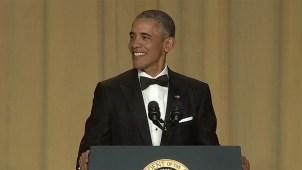 Obama se ríe de todos los precandidatos