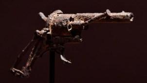 Subastarán supuesto revolver suicida de Van Gogh