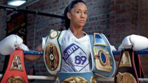 Amanda Serrano hace historia en el boxeo mundial