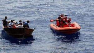 Detienen a 28 cubanos que intentaban entrar a Puerto Rico