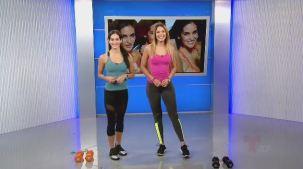 Estrella de fitness nos ayuda a mantenernos en forma