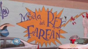 La Muela Del Rey Farfán llega a Nueva York