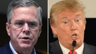 Jeb Bush dice que Trump no es conserv