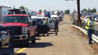 Accidente paraliza el tránsito en el Turnpike de NJ