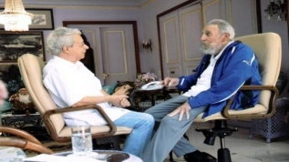 Betto y Fidel.
