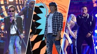 [TLMD - NATL] Arden los ensayos: los que todos quieren ver en los Premios Billboard