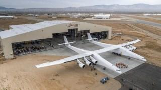 Conoce en imágenes el avión más grande del mundo