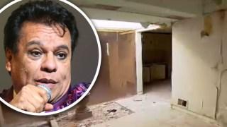 [TLMD]Por dentro: en estado deplorable la casa de Juan Gabriel