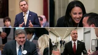 Acusan a cuatro legisladores de conducta inapropiada en California