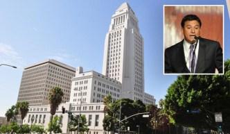 Agentes del FBI allanan oficina de concejal de Los Ángeles