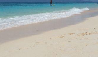 Hallan supuestos huesos humanos en playa de Cabo Rojo