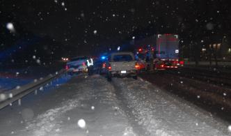 Fuerte tormenta invernal cubre partes de Virginia