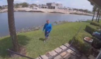 Hombre impide el robo de su vivienda
