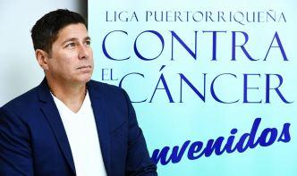 Raymond volverá a caminar por los pacientes de cáncer