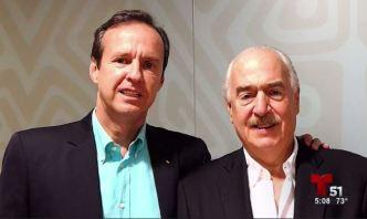 Arrestan en Cuba a expresidentes Pastrana y Quiroga
