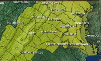 Emiten vigilancia de tornado para DC, Maryland y Virginia