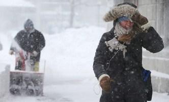 Estas áreas de Nueva Inglaterra podrían recibir nieve