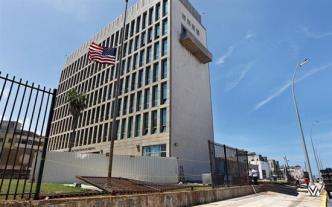 Cuba: embajada de EEUU seguirá con personal mínimo
