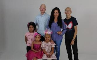 Ana Isabelle se convierte en madrina de la Fundación Rayito de Esperanza