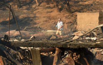 Saddleridge: evacuaciones, cierres de vías y escuelas