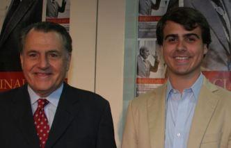 Nieto de Hernández Colón comparte gratos recuerdos