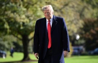 Sondeo: 49% respalda una eventual destitución de Trump