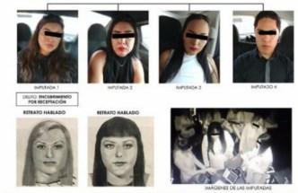 Capturan a mujeres que robaban a usuarios de redes