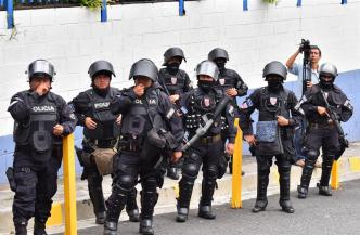 Cuerpos de seguridad son los más denunciados en El Salvador por violar DD.HH.