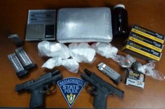 Hombre de Worcester acusado de traficar cocaína
