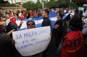 Siete migrantes hondureños han muerto desde 1ra caravana