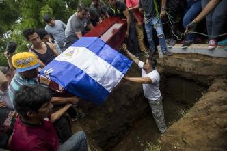 Nicaragua: CIDH registra 317 muertes durante protestas