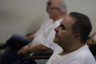 Expresidente salvadoreño Tony Saca confiesa delitos<br />