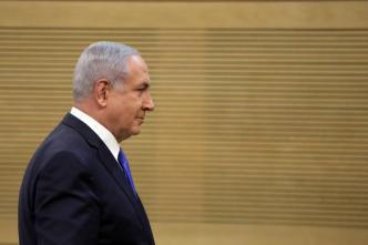 Israel: Parlamento se disuelve y obliga a adelantar elecciones