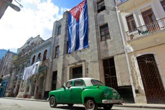 Intenta entrar cocaína a Cuba escondida en su estómago