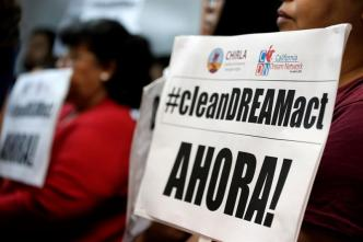 Beneficiarios de DACA regresan a EEUU