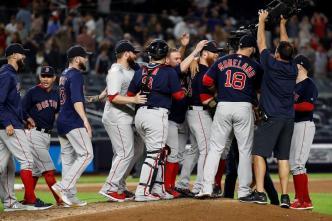 Red Sox posponen su viaje a la Casa Blanca tras el cierre