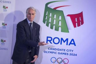 Retiran candidatura olímpica a Roma 2024