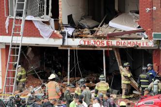 En video: así fue explosión mortal que estremeció Bogotá