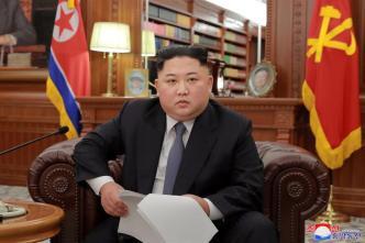 Kim Jong-un pide a EEUU que no acabe con su paciencia