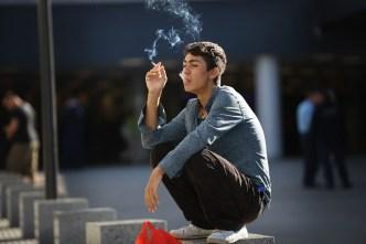 Tabaquismo y los adolescentes: un problema persistente