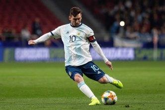 Scaloni asegura que Messi estará en la Copa América