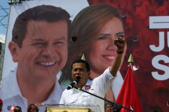 El Salvador: Candidato del FMLN apela a la justicia social