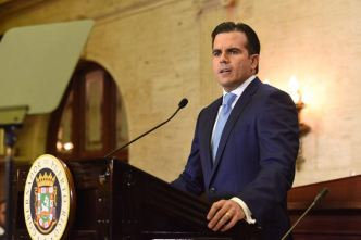 Rosselló respaldaría referéndum sobre la estadidad