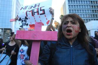 Más de 3,500 víctimas de feminicidio en América Latina