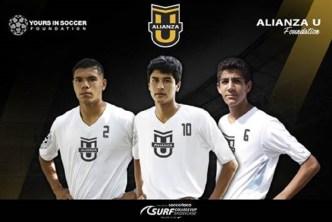 Lo mejor de Alianza U va a Surf Cup 2016