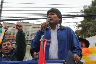 Bolivia se encamina a otro ciclo político<br />