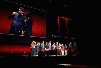 """Elenco de """"It 2"""" habla de su intenso rodaje en Comic-Con"""